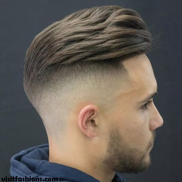 High Fade Haircut in2020