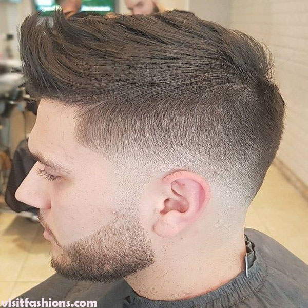 Longer Natural Flow Hairstyle