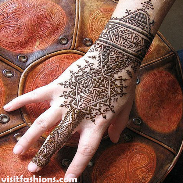 Turkish Mehndi Designs in 2020