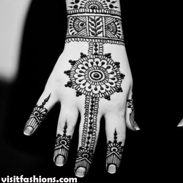 Turkey Henna Mehndi Designs