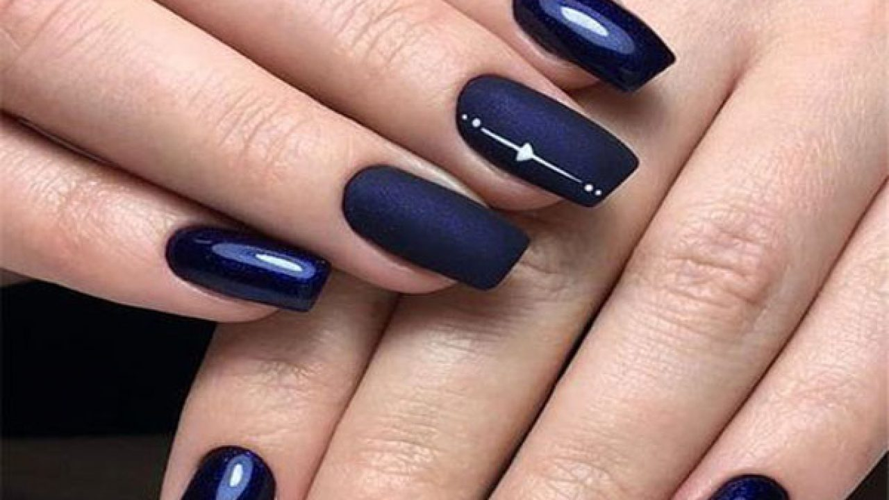 Latest 25 Marble Nails Art Designs For Girls In 2020