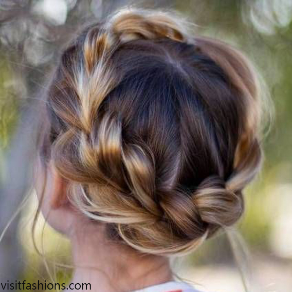 Kids Hairstyles With Braids