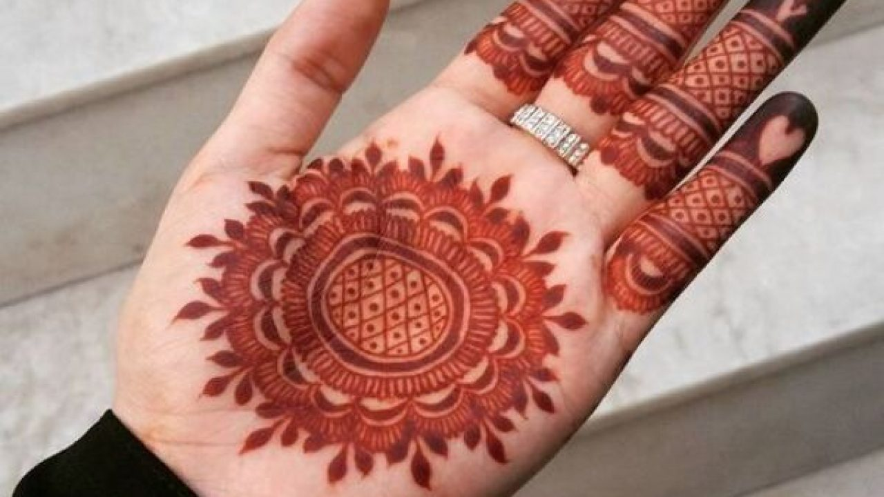 Simple Mehndi Designs For Boys Latest Collection In 2020