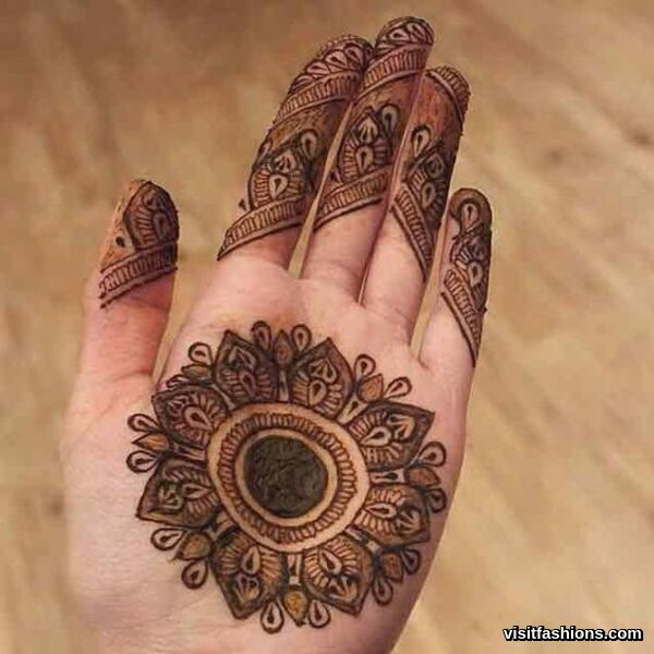 Mehndi Designs for Boys