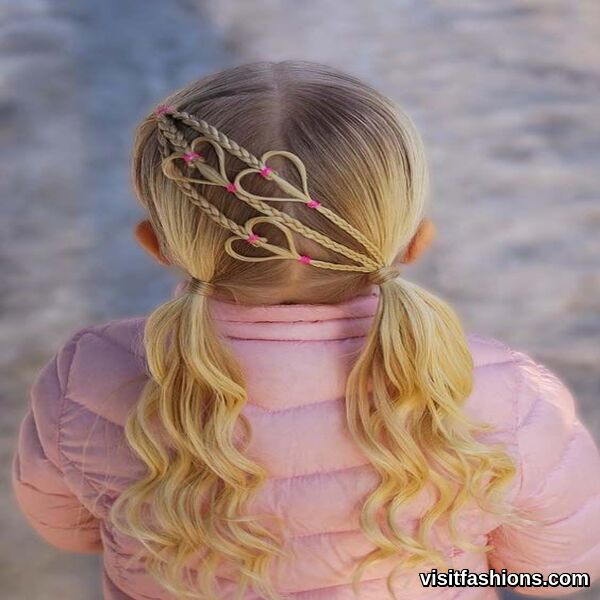20 Baby Hairstyles For Girls Cute And Pretty Look In 2020