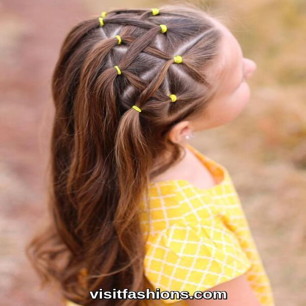 special hairstyles for girls