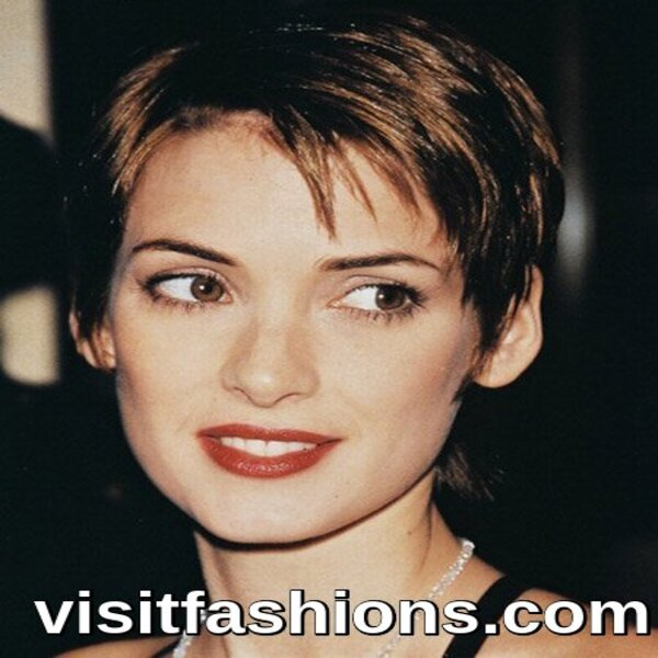 short hairstyles in 90s