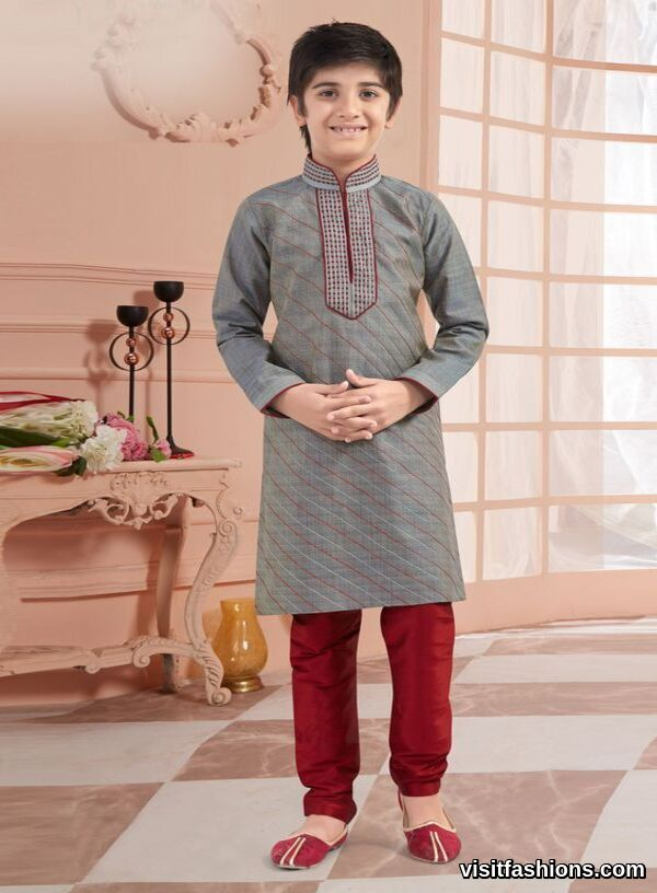punjabi kurta pajama on Eid day