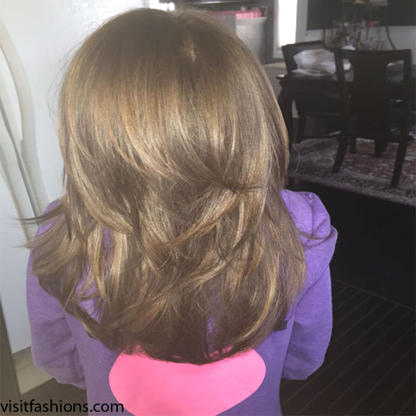 bob haircut for little girl