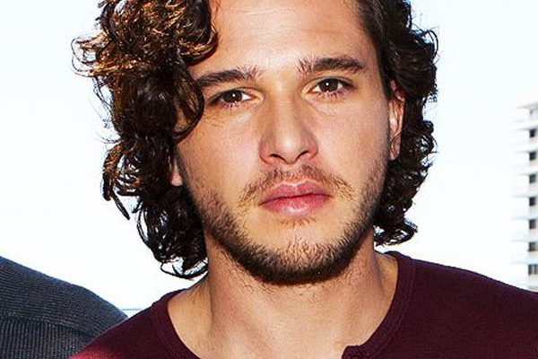 how to style curly hair for men