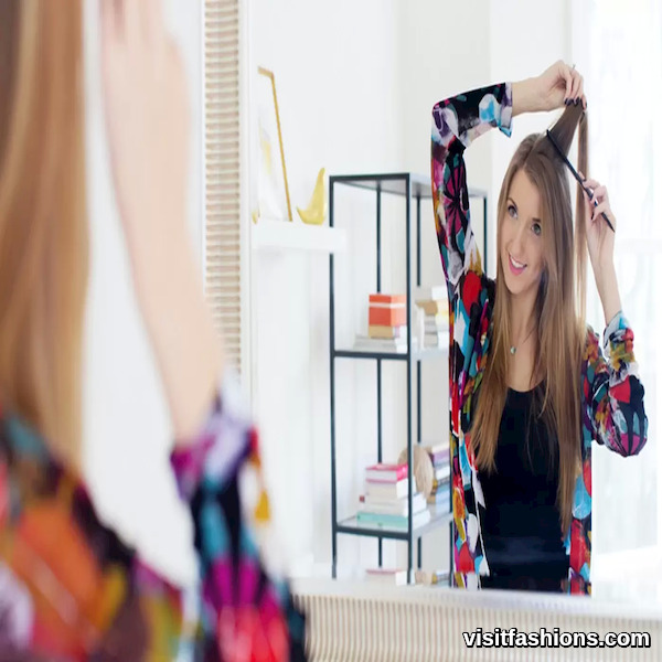 habits of girls for healthy hairs