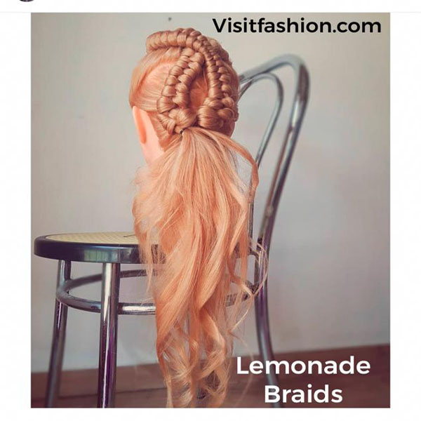 braided hairs for little girls