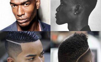 undercut hairstyles for black men