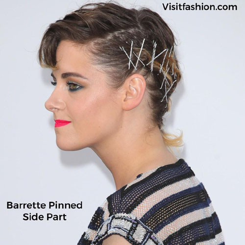 girls hairstyles for short hairs