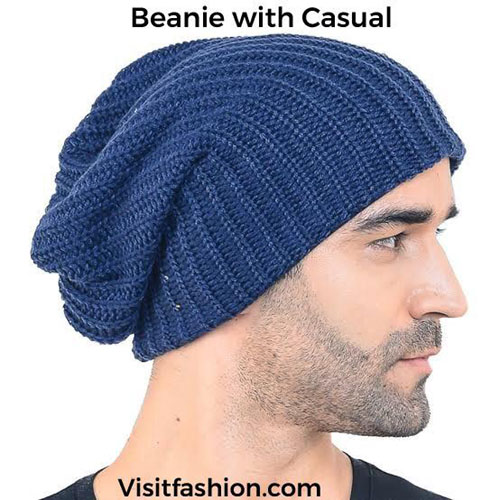 head scarf casual for men