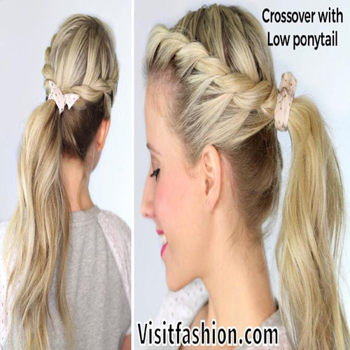 latest simple hairstyles for girls