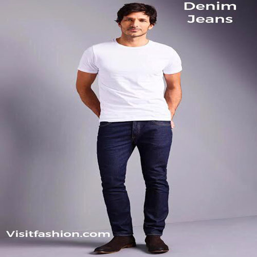 denim jeans for business outfits for men