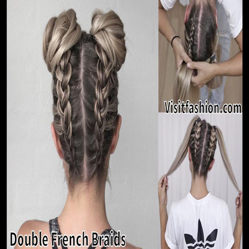 new year hairstyles for girls