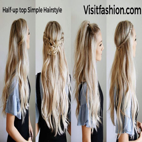 hairstyles for girls simple in 2021