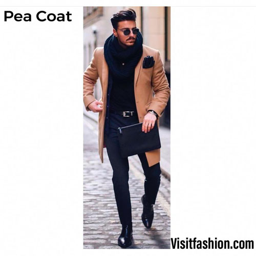 coat styles with pants for men