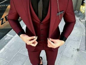 men's suit for business