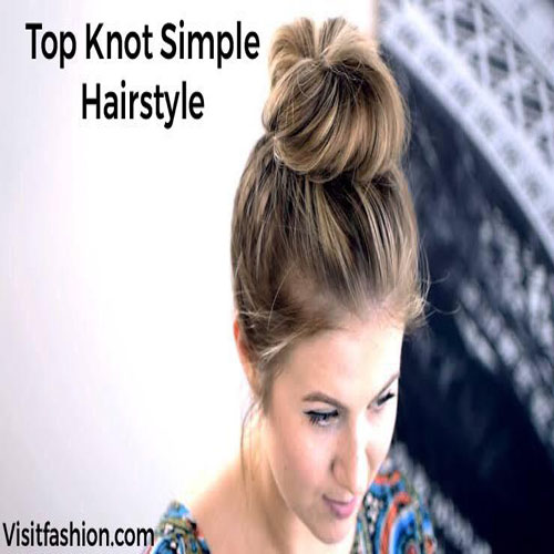 hairstyles for girls and women simple and easy