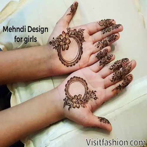 best simple mehndi designs for girls in 2021