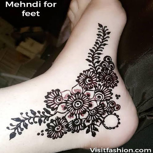 feet mehndi designs in 2021