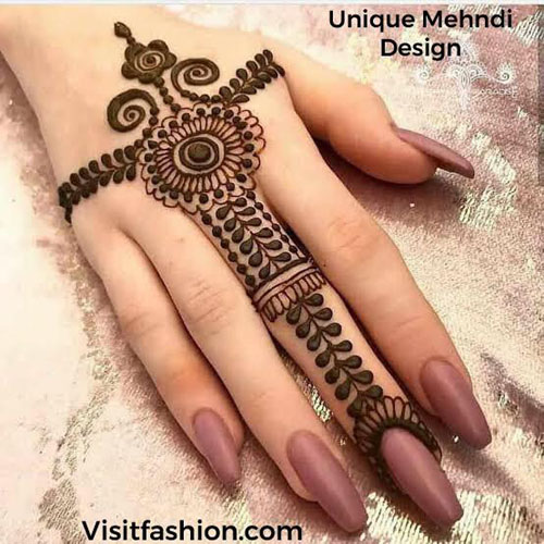 most beautiful mehndi design for girls in 2021