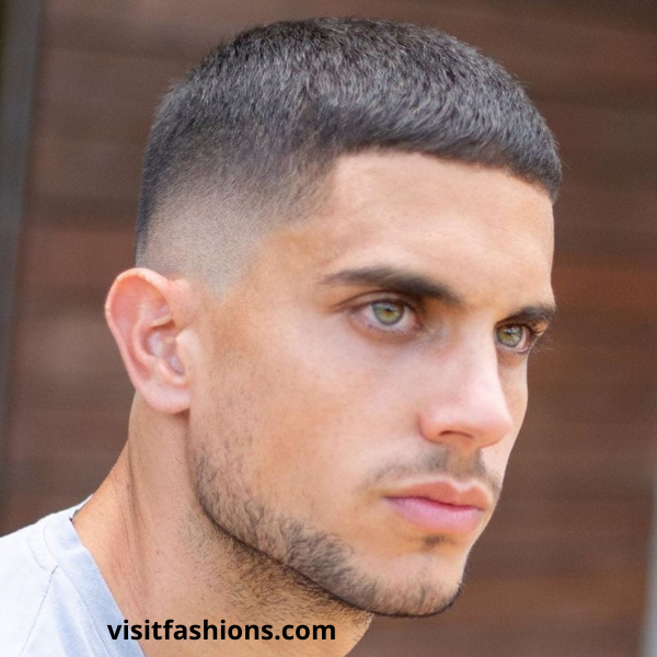 Men's Hairstyles for Short Hair in 2021
