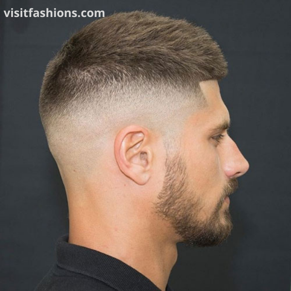 high and tight haircut for men
